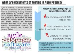 Agile Testing Resume Sample by Introduction To Agile Software Testing