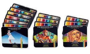 prismacolor pencils prismacolor premier soft color pencils 48 or 72 count