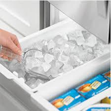 whirlpool under cabinet ice maker shop refrigerators at lowes com