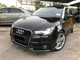 audi a1 s line tfsi audi a1 2011 tfsi 1 4 in selangor automatic hatchback black for rm