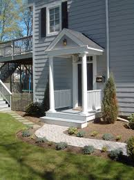 Colonial Front Porch Designs Portico Designs Haggett U0026 Company Miscellaneous Projects