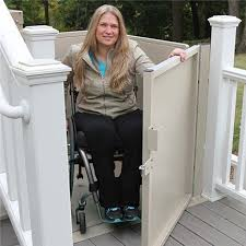 access elevator porch lifts
