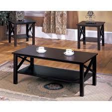 three piece table set furniture amazon com 3 piece coffee table set kitchen dining