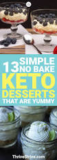 keto cheesecake fluff keto desserts 13 simple no bake ketogenic diet desserts