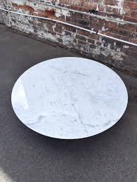 coffee table smart round marble top coffee table carrara uk