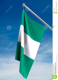 Nigerian Flag Nigeria Flag Stock Illustration Illustration Of Nigeria 2818953