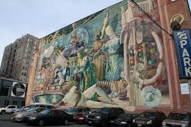 Mural Arts Philadelphia by Philadelphia Story Travel Between The Pages