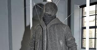 aitor throup autumn winter 2013 menswear show report british vogue