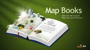 Map Book Map Books The Perfect Stage For Your 3d Maps And Icons Youtube