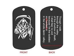 laser engraved dog tags laser engraved dog tag custom id key ring baddest