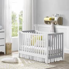 Gray Convertible Cribs by Aaden 3 In 1 Convertible Crib Cribs