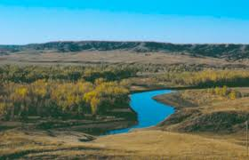 South Dakota rivers images Arsenic contamination from hard rock mining whitewood creek jpg