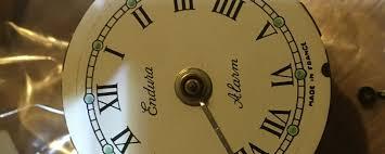 weird clock i u0027m fixing this gosh darn clock whether you like it or not u2013 she