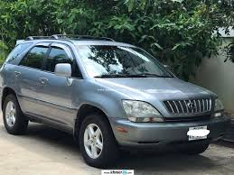 lexus cambodia many color lexus rx300 for rent in phnom penh on khmer24 com