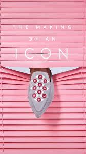 K He In Pink Gigi Hadid Stuart Weitzman Shoe Collaboration 2017