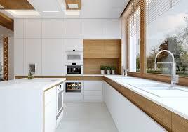 tapis cuisine design charmant tapis cuisine design 2 cuisine moderne bois ch234ne