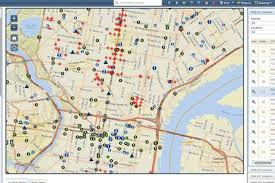 Real Time Maps Take A Sneak Peek At Philly U0027s Real Time Crime Mapping Tool
