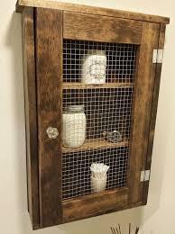 18 Vanity Cabinet Bathroom Cabinets Rustic Bathroom Wall Cabinets 18 With Rustic