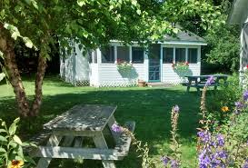 Backyard Guest Cottage Our Guest Cottages Photos And Ammenities Bar Harbor Cottages And
