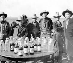 Texas Ranger Halloween Costume Liquor Bottles Texas Rangers Charged Prohibition