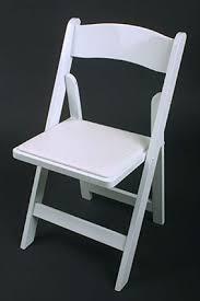 white wedding chairs wedding white padded resin chair sun rental center