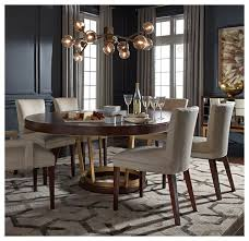 delaney dining table u0026 sidney chairs modern dining room