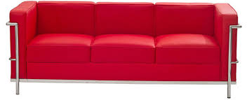 Bright Red Sofa 20 Ravishing Red Leather Living Room Furniture Home Design Lover