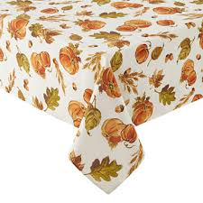 thanksgiving tablecloths table linens for the home jcpenney