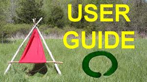 advanced user guide for the amazing wilderness camp hammock