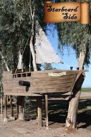Pirate Ship Backyard Playset by Pirate Play Ships Place Comes And Builds It For You Oh Baby