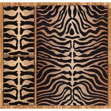 Area Rug Sets Photos Hgtv Mirrored White Sideboard Zebra Print Rug And Eclectic