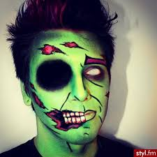 Badass Mens Halloween Costumes 25 Mens Halloween Makeup Ideas Maquillage