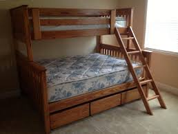 Extra Long Twin Loft Bed Designs by Extra Long Futon Bunk Bed