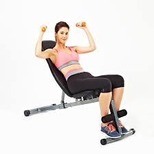 sunny health u0026 fitness sf bh6506 flat incline decline bench