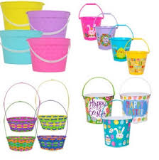 easter pails craftdrawer crafts how to create easter baskets using dollar