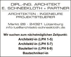 stellenmarkt architektur lütjenburg lütjenburg jobsuche lütjenburg stellenangebote