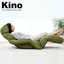 floor recliner single chair folding sofa bed in shanghai china