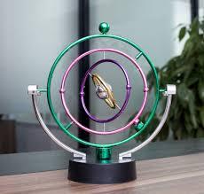 Physics Desk Toys Perpetual Motion Machine Cosmos Revolving Popular Office Desk Toys