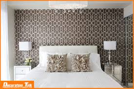 Wallpaper And Paint Ideas - Bedroom paint and wallpaper ideas