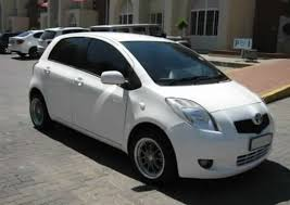 toyota yaris for sale junk mail