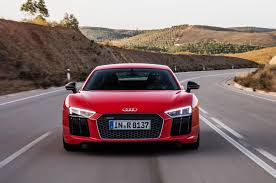 Audi R8 V10 - everything you want 2017 audi r8 v10 and v10 plus review