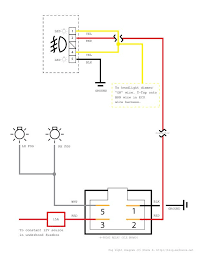wiring diagram for fog lights efcaviation com