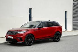 velar land rover the red suv you want range rover velar r dynamic hse black pack