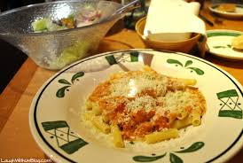 Olive Garden S Five Cheese Ziti Al Forno Recipe 5 Stars I Thought - a dinner date with my daughter at the olive garden