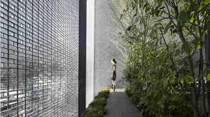 Glass Wall House by Optical Glass House By Hiroshi Nakamura U0026 Nap Youtube