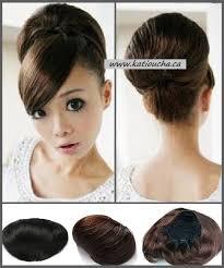 bun scrunchie hair bun cover hairpiece scrunchie chignon 100