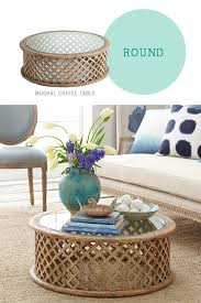 Diy Round Coffee Table by 25 Best Round Coffee Tables Ideas On Pinterest Round Coffee
