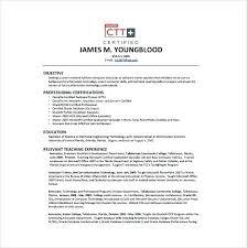 free exle resume excel expert certification free excel certification junior