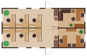 Modern Office Floor Plans by Home Office Building Plans Office Layout Plan Small Office