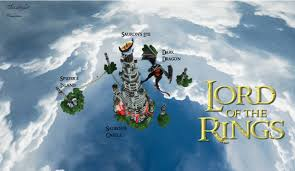 Lord Of The Rings World Map by The Lord Of The Rings Part 4